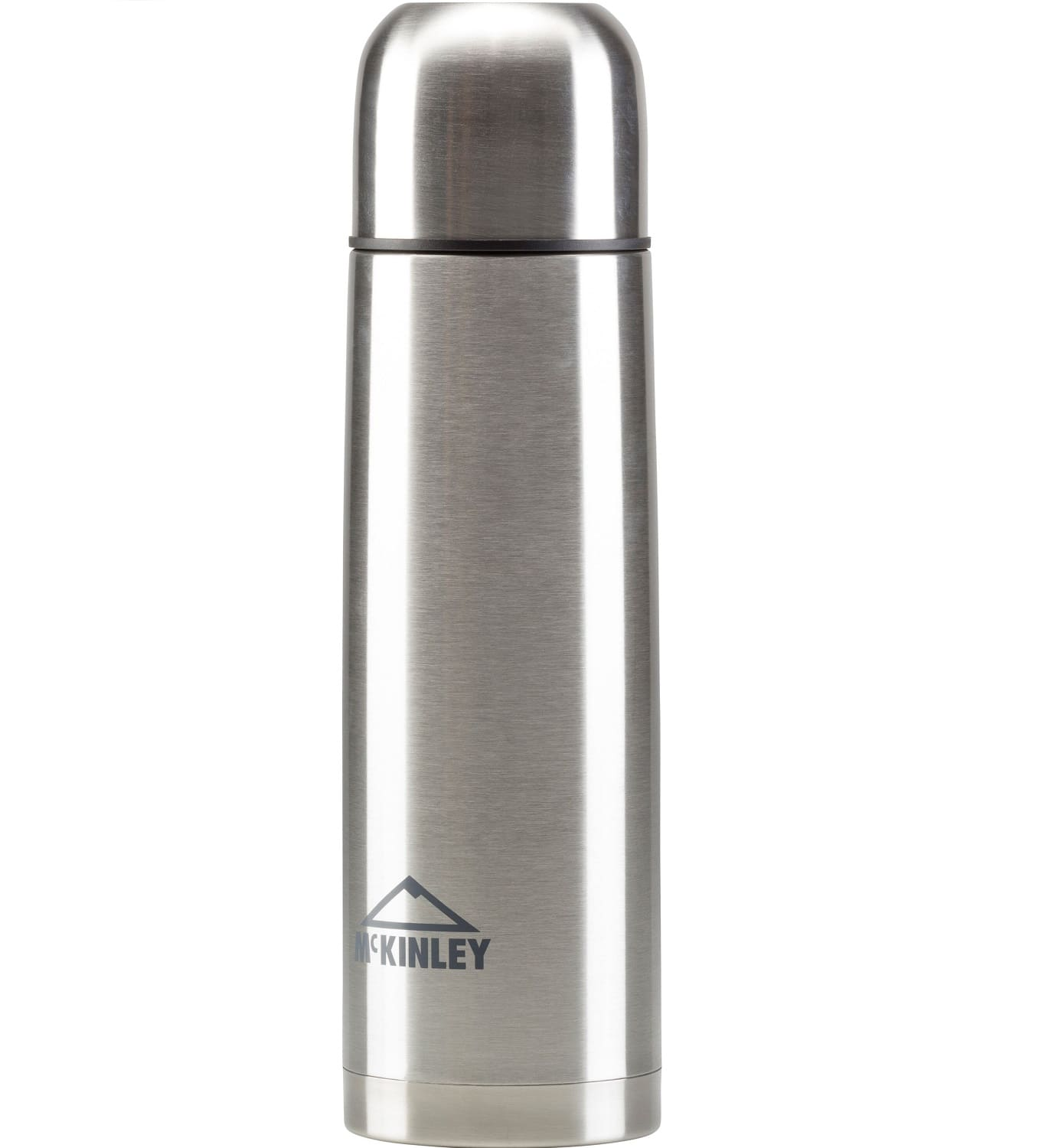MCKINLEY THERMOSFLASCHE STAINLESS STEEL 1L SILVER