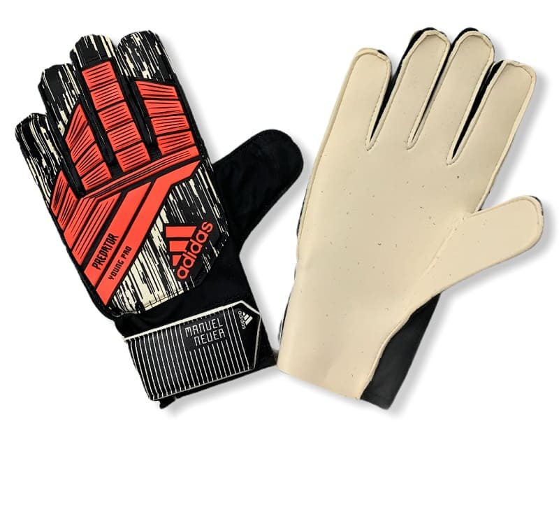 Adidas Predator Young Pro Manuel Neuer Red/Black - 8