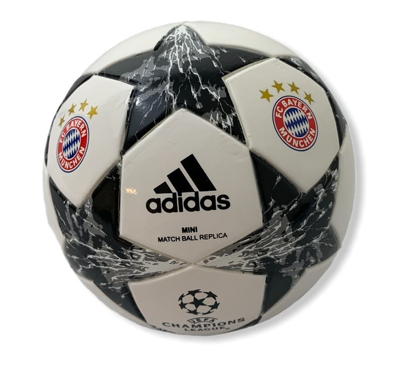 Adidas Final 2017 FC Bayern München White/Black - 1