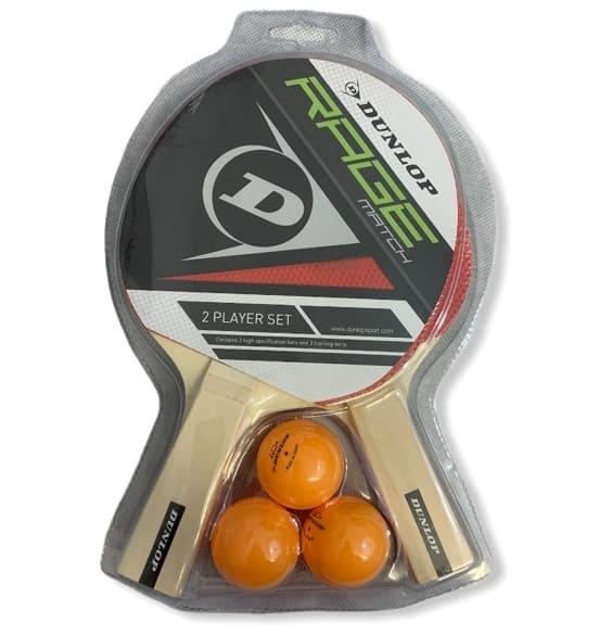 Dunlop Rage Tischtennisset