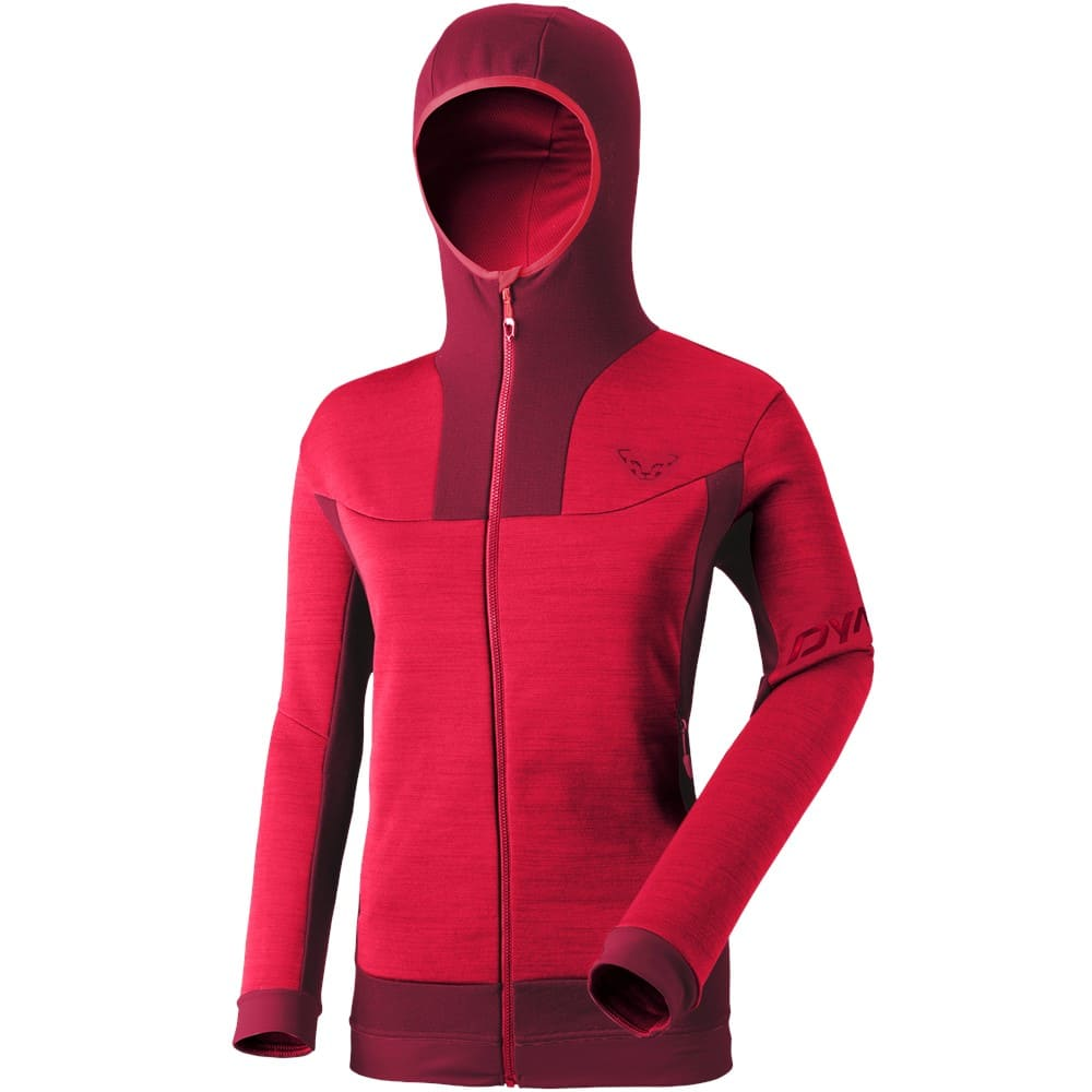 Dynafit FT Pro Thermal PTC Woman Hoodie Hibiscus - 40