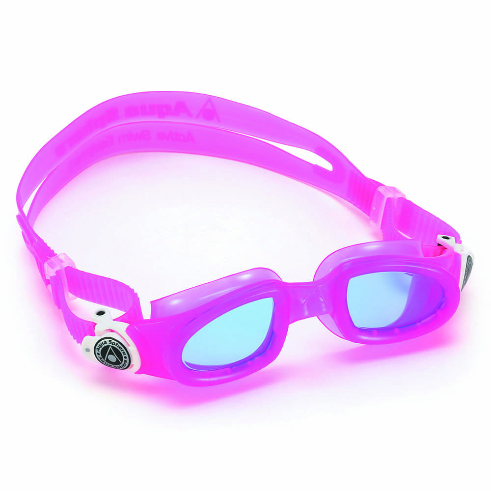 Aqua Sphere Moby Kid Schwimmbrille Pink