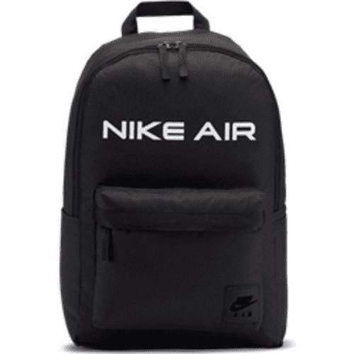 NIKE Air Heritage Rucksack BLACK/BLACK/WHITE -