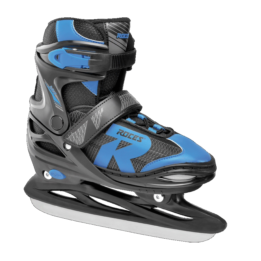 Roces Jokey Ice 3.0 Boy black/blue 38-41