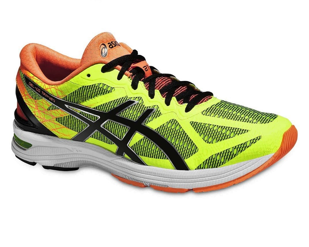 Asics Gel-DS Trainer 21 Yellow/Black/Orange - 45