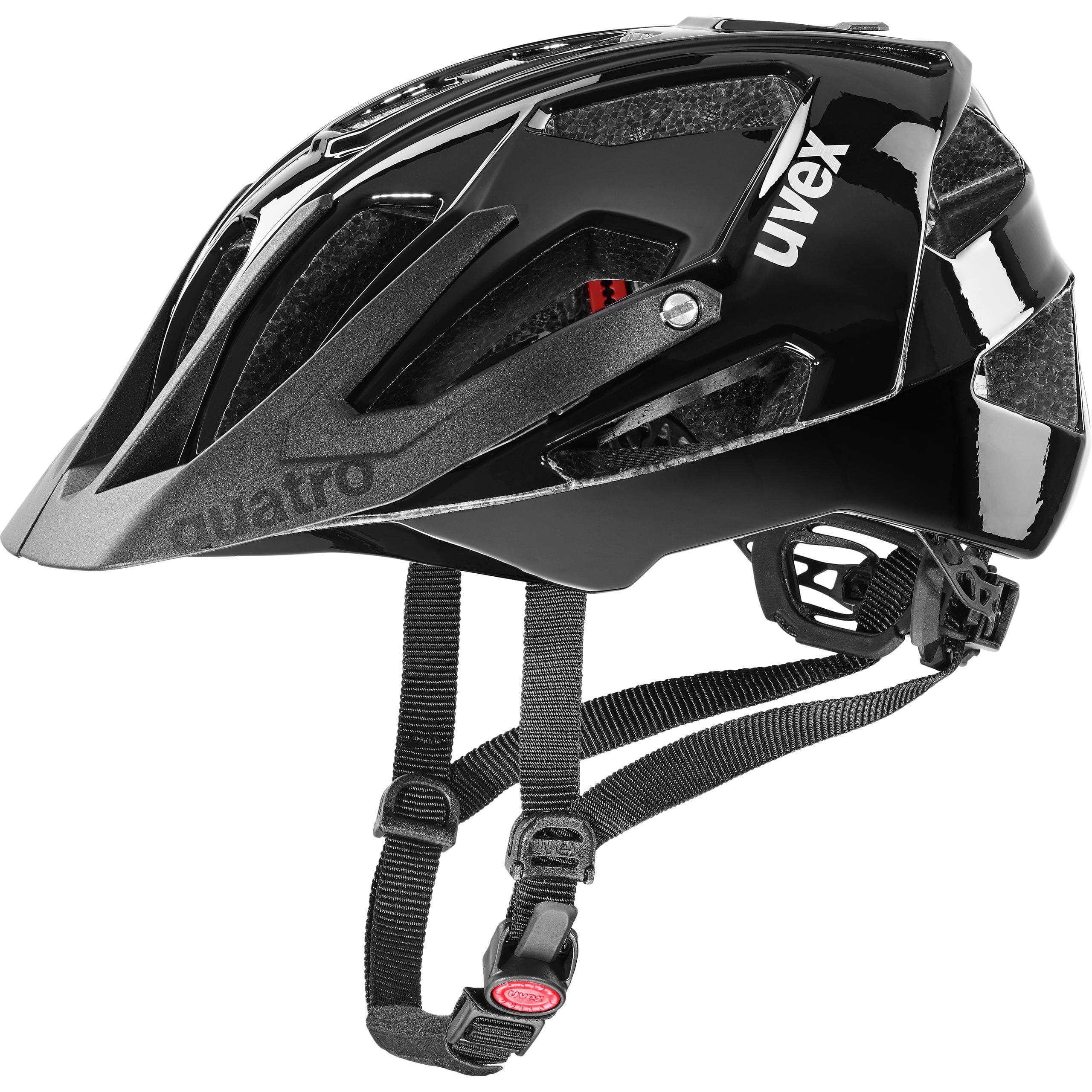 UVEX QUATRO ALL BLACK - 56-61