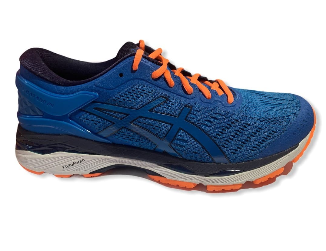 Asics Gel-Kayano 24 Blue/Peacoat/Organge - 42,5