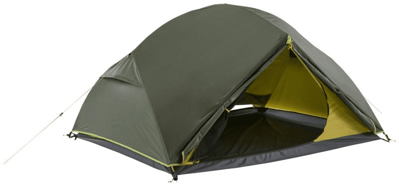MCKINLEY ESCAPE 40.3 ZELT GREEN DARK