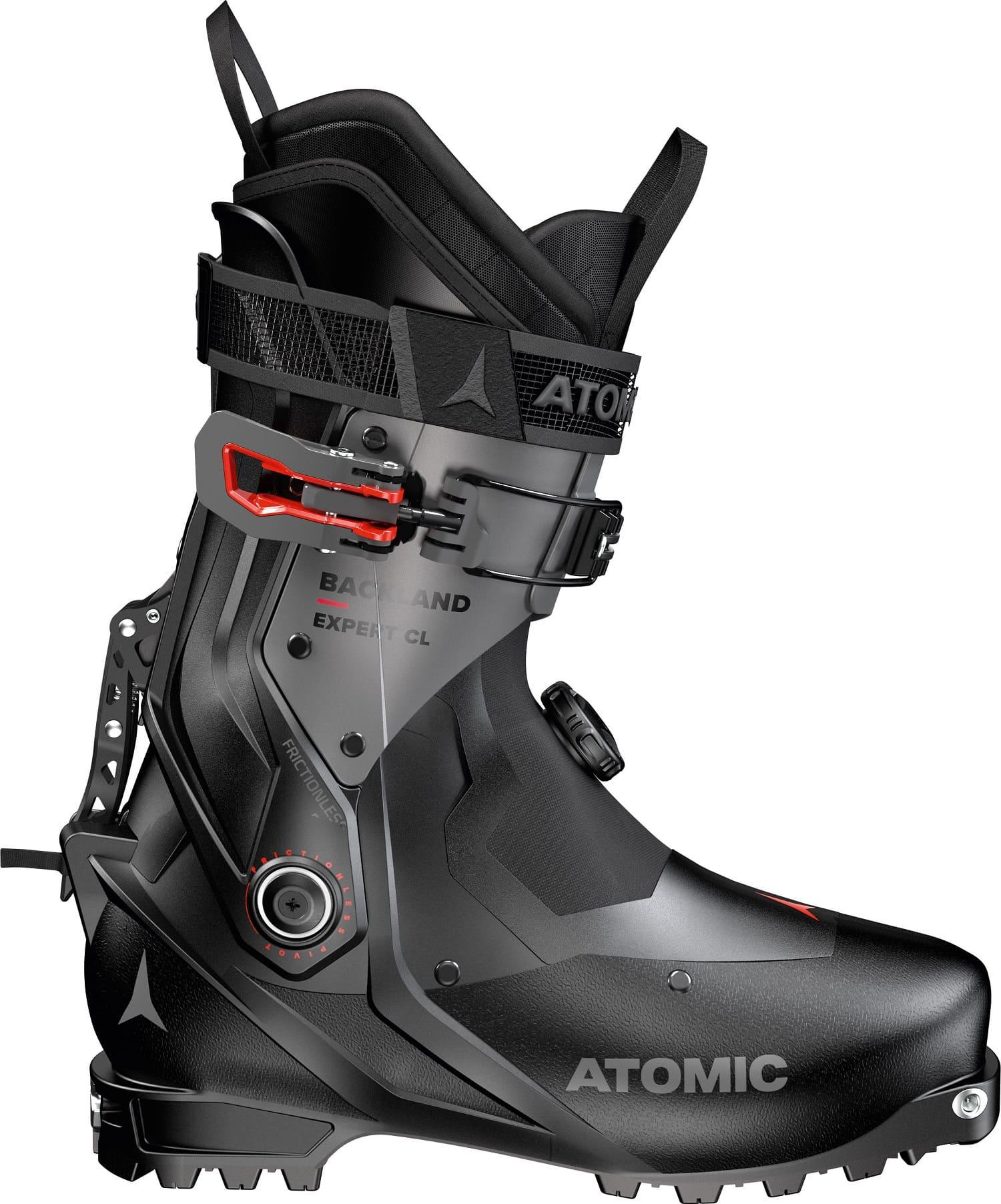 ATOMIC BACKLAND EXPERT CL HERREN Black/Anthracite/Red - 29/29.5