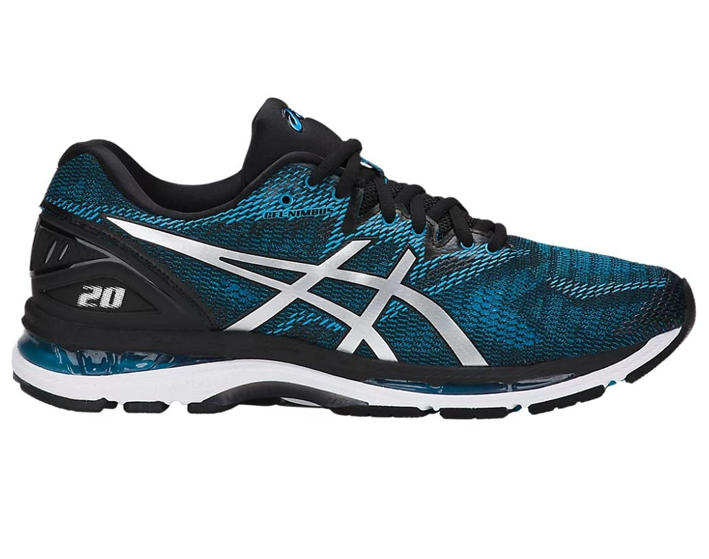 Asics Gel-Nimbus 20 Blue/White/Black - 42