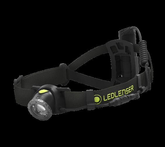 Led Lenser NEO10R Black
