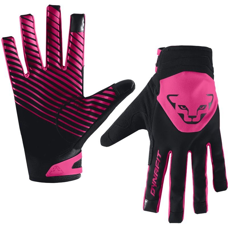 Dynafit Radical Softshell Handschuhe Flamingo/6210 - S