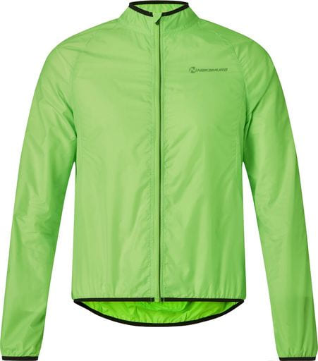 Abbott III Men Bike Jacket Green Lime - L