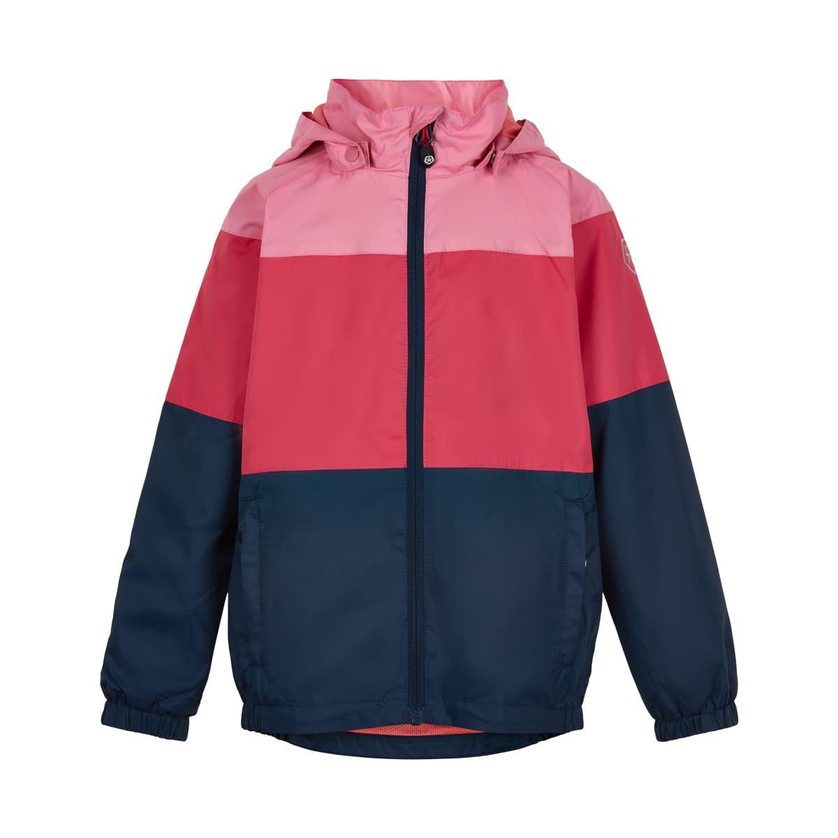 Color Kids Jacket color block, AF 8.000 Honeysuckle - 116