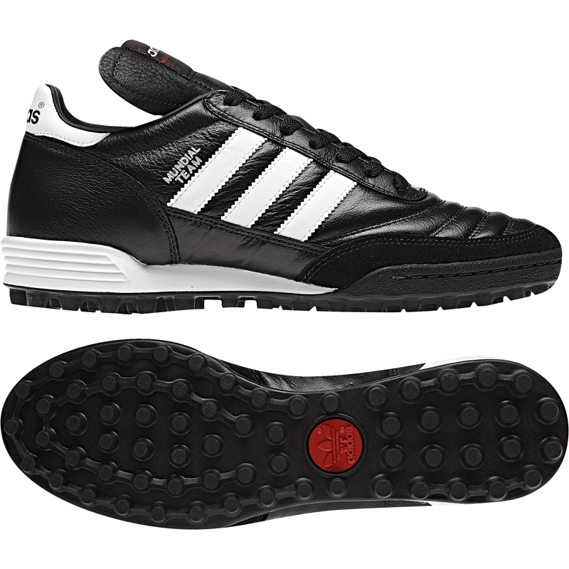 Adidas Mundial Team Black/White/Red - 44