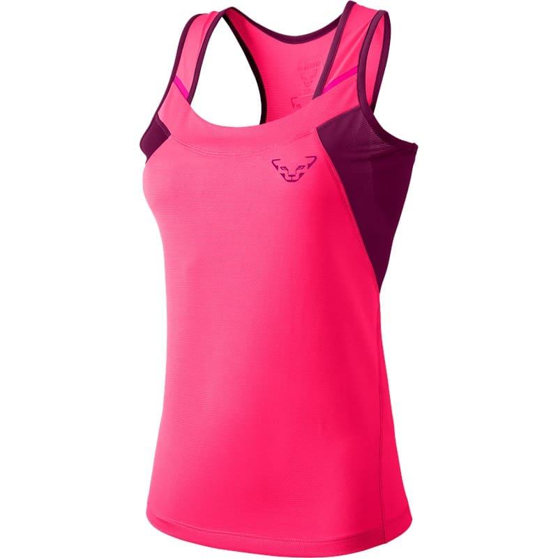 DYNAFIT VERT 2 W TANK fluo pink/6210 - 44/38
