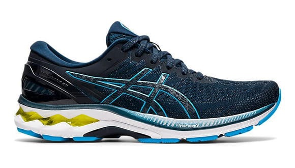 ASICS GEL-KAYANO 27 FRENCH BLUE/DIGITAL AQUA - 43,5