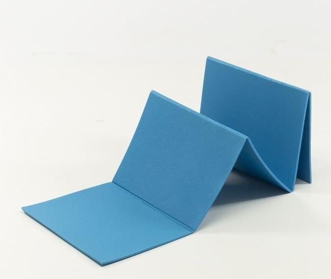 Toorx Faltbare Matte Blue