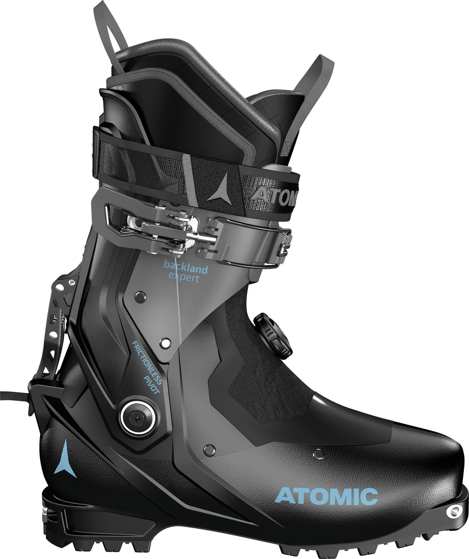 ATOMIC BACKLAND EXPERT DAMEN Black/Anthracite/Light - 24/24.5