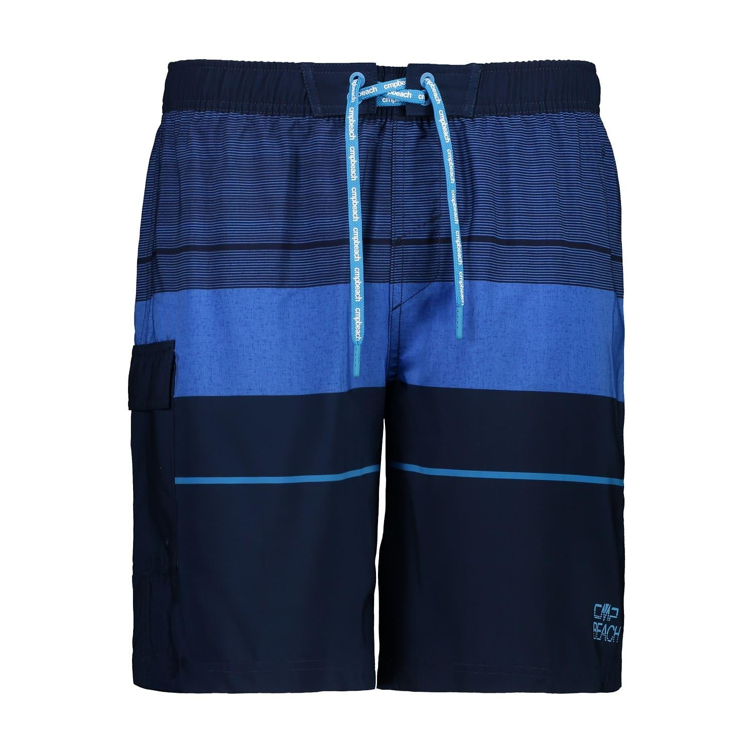 CMP MAN MEDIUM SHORTS VELA MEL.-NAVY- - 48