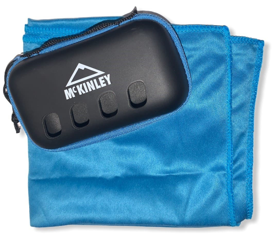 McKinley Microfaser Handtuch - klein