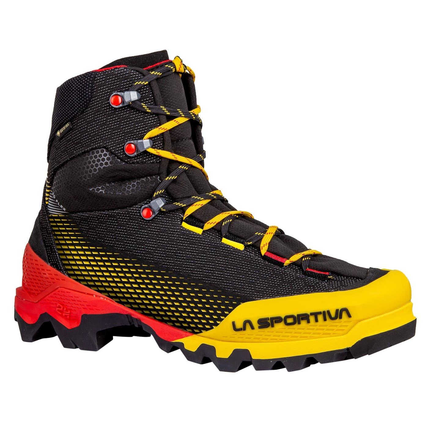 La Sportiva Aequilibrium ST GTX Black/Yellow - 43,5