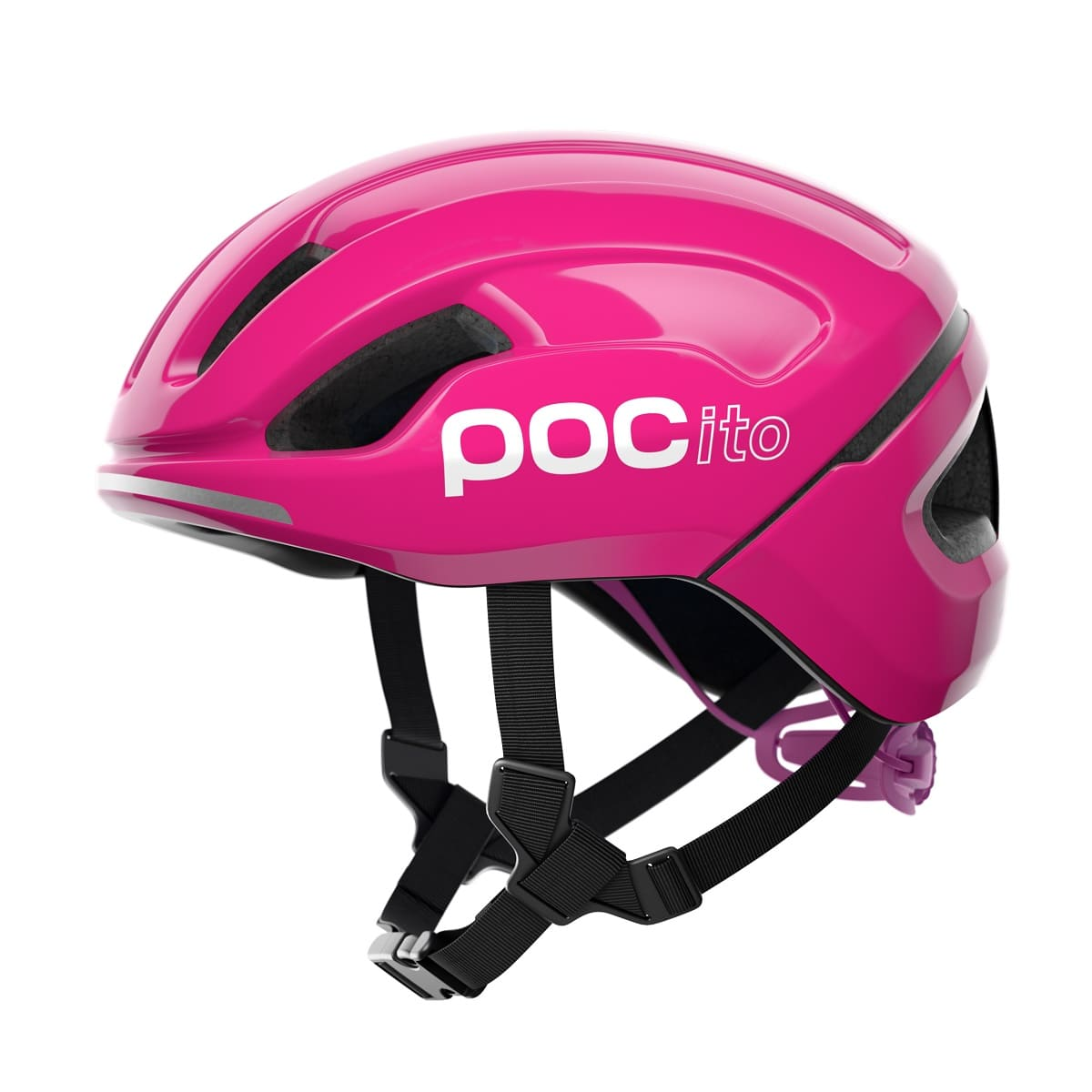 Poc POCito Omne SPIN Fluorescent Pink - S