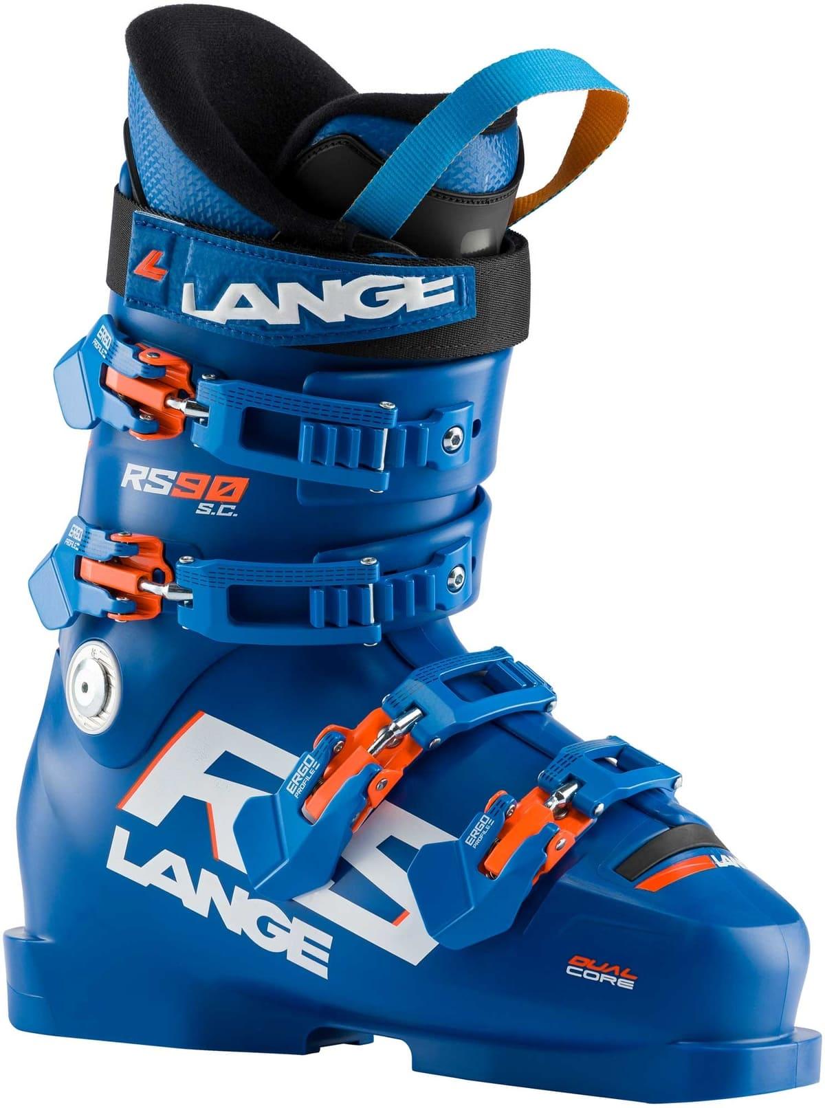 Lange RS 90 S.C. Power Blue - 26,5