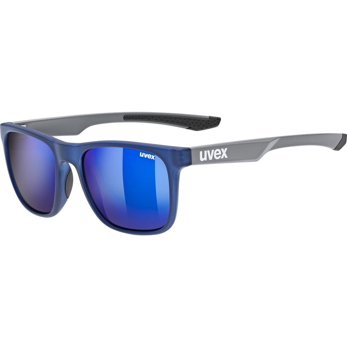 Uvex lgl 42 Blue Grey Mat
