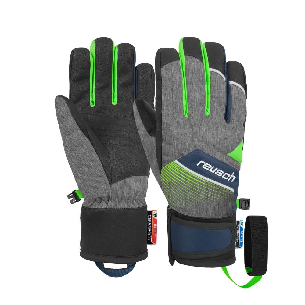 Reusch Ferdi R-TEX® XT Junior Black/Green - 6