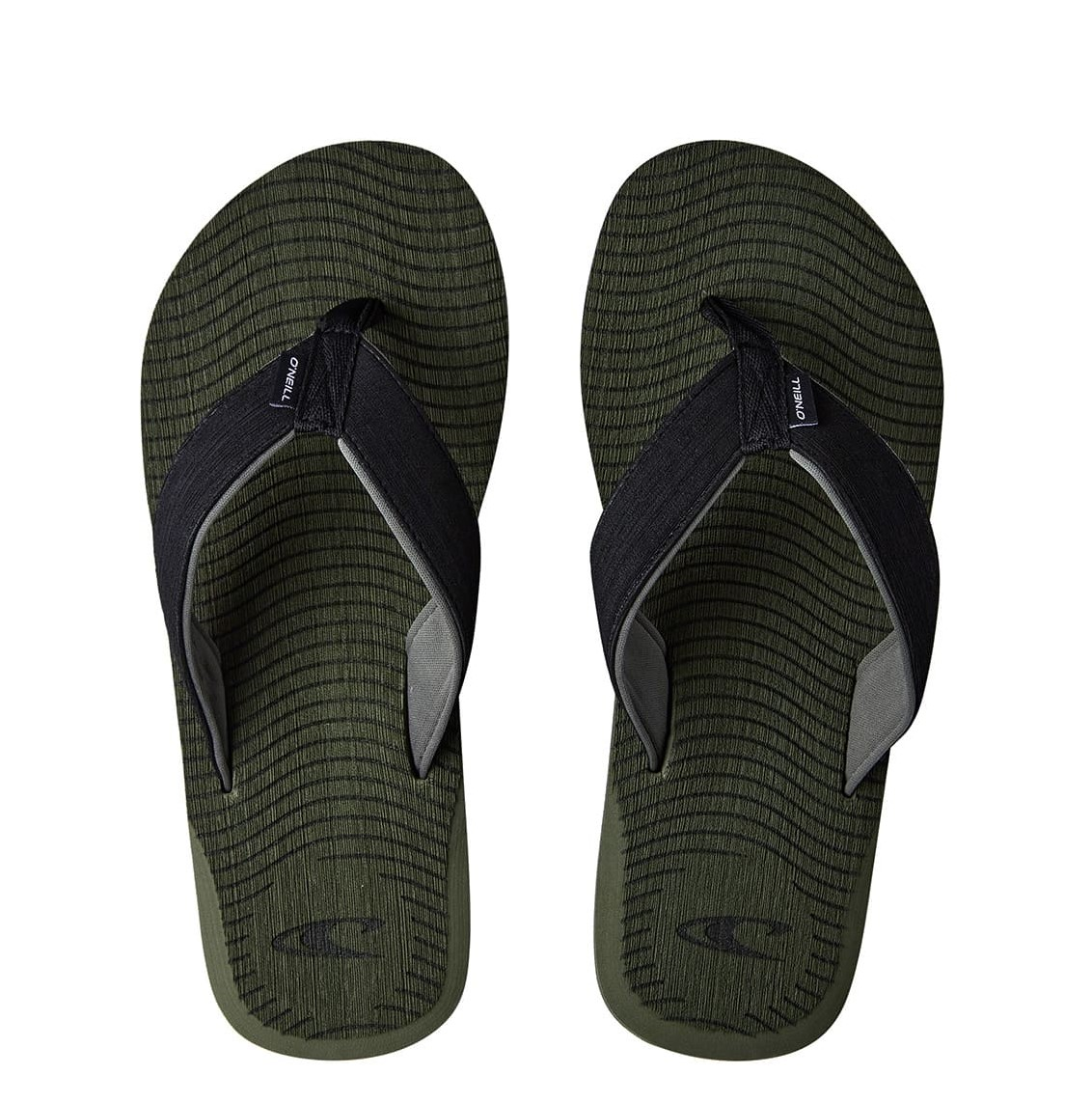 O´NEILL KOOSH SANDALS FLIP-FLOP Military Green - 42