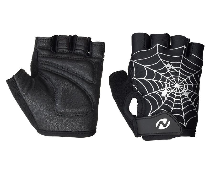 Paris II Junior Bike Gloves Black - S