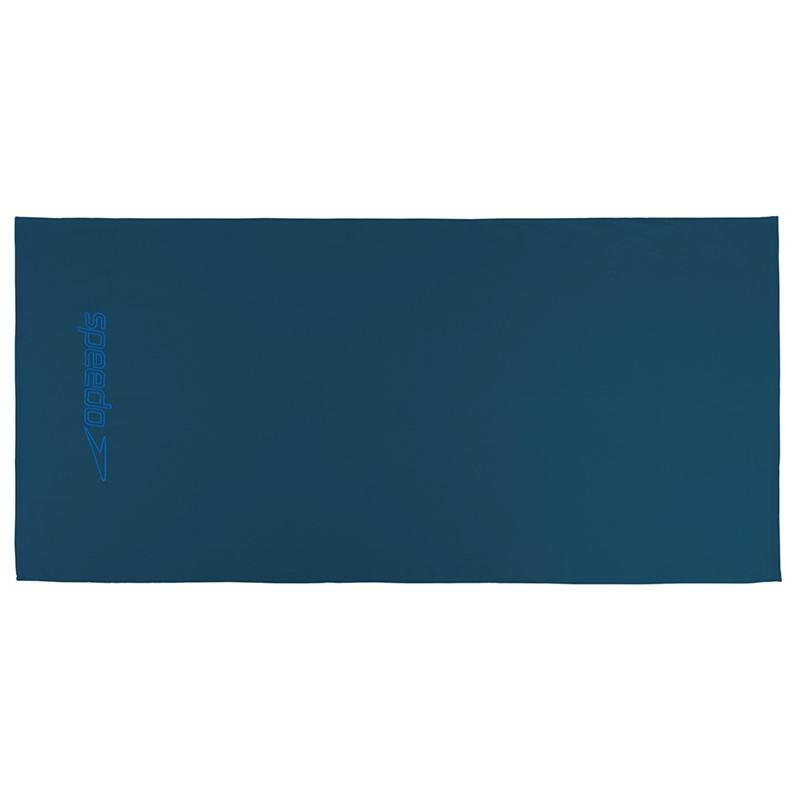 SPEEDO MICROFASER HANDTUCH 75X150CM NAVY - UNI
