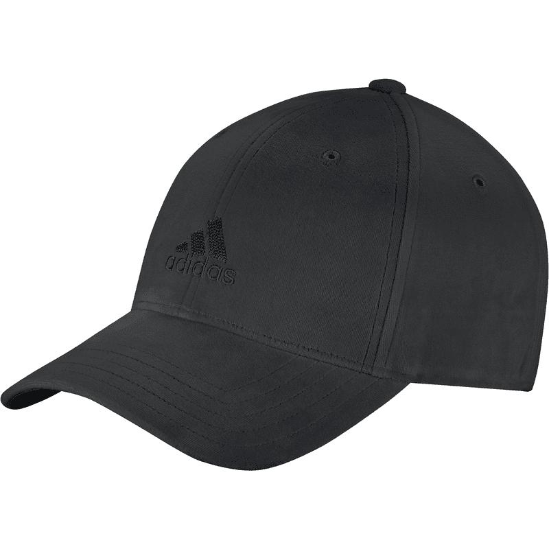 ADIDAS BASEBALL VELVET CAP BLACK - UNI