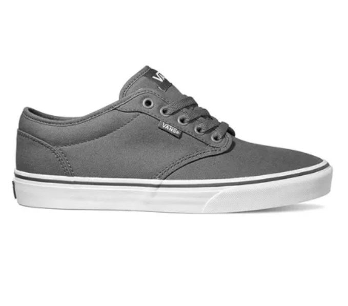 VANS MN Atwood (Canvas) Pewter - 40 - Color: Pewter
