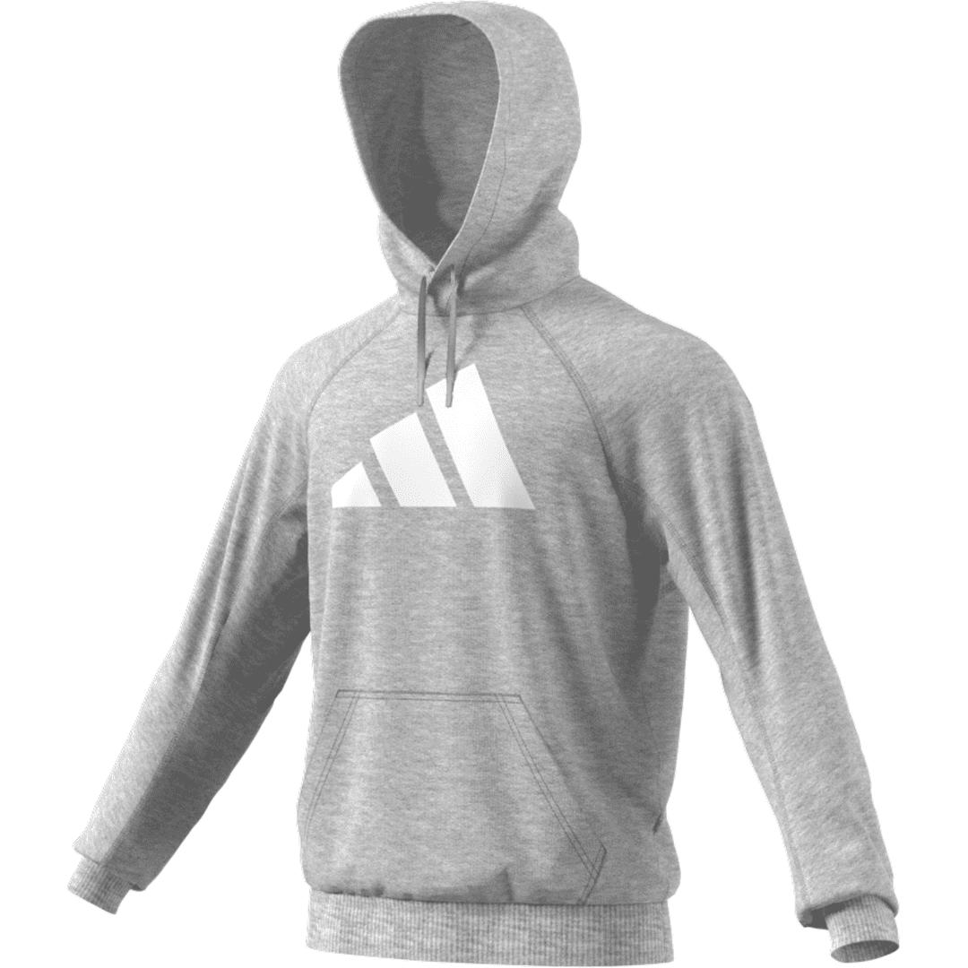 Adidas M FI Hood Grey - L