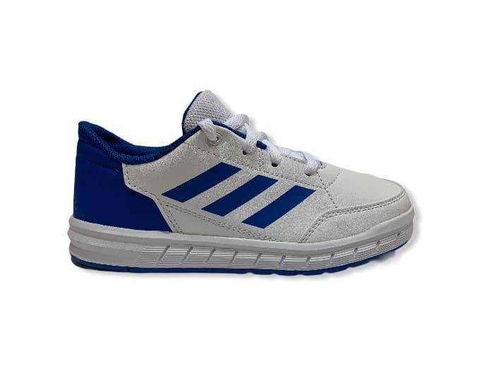 Adidas Alta Sport K White/Blue - 31