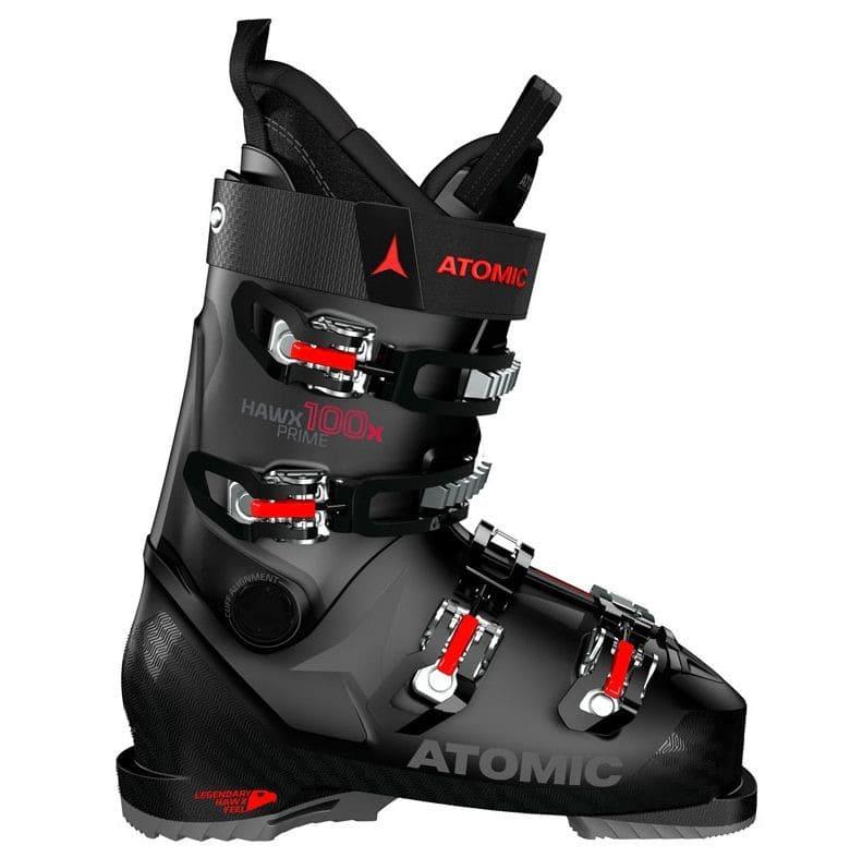 Atomic Hawx Prime 100X Black/Red - 26,5