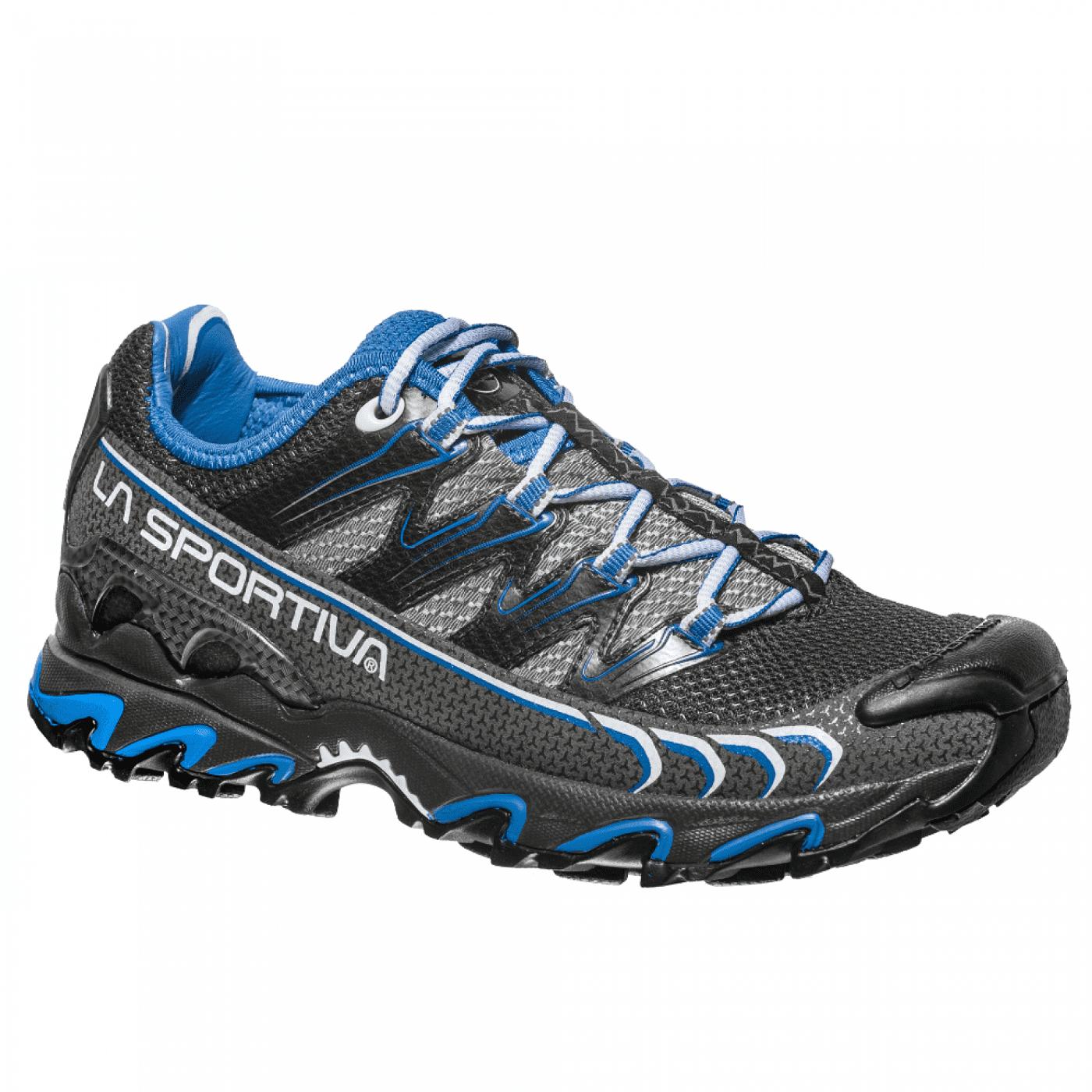 La Sportiva Ultra Raptor WS carbon/cobalt blue - 37