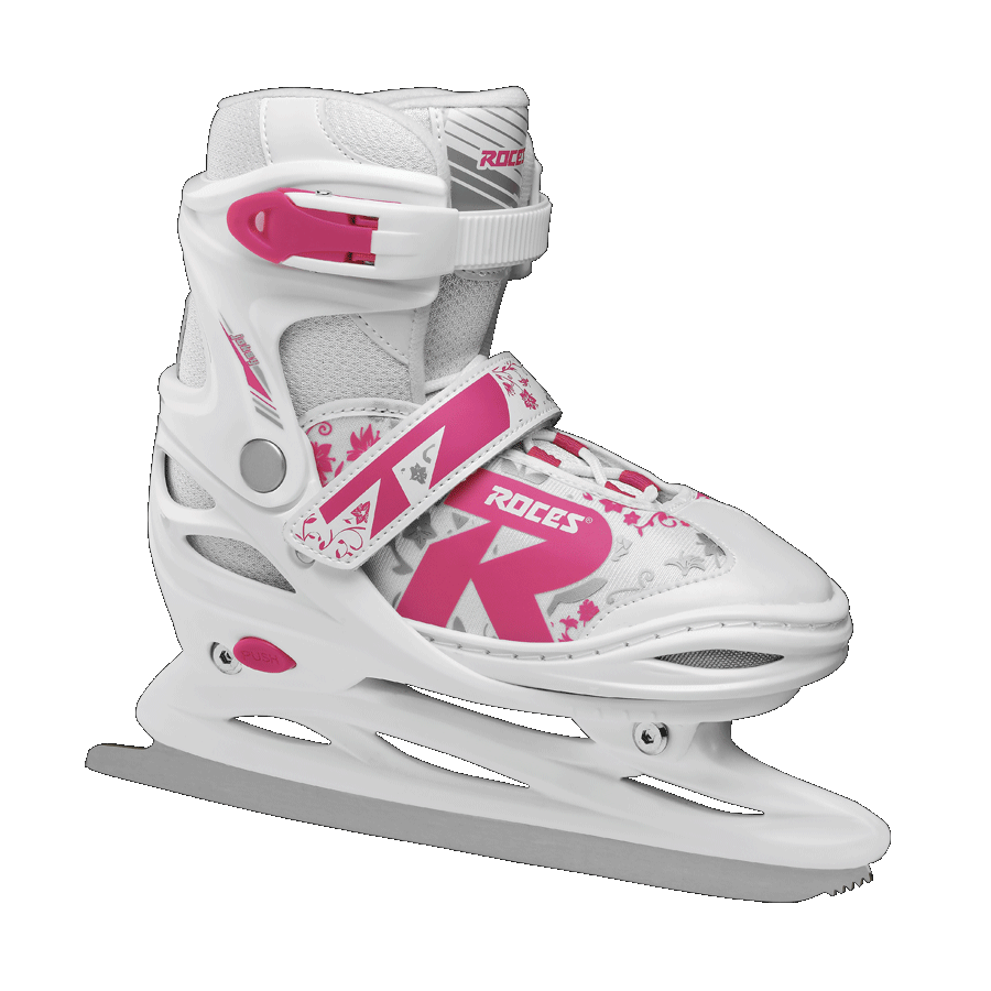 Roces Jokey Ice 3.0 Girl white/pink 26-29