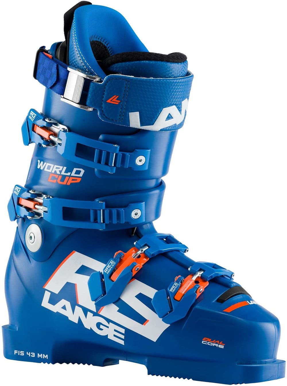 Lange WORLD CUP RS ZA (POWER BLUE) - 25,5
