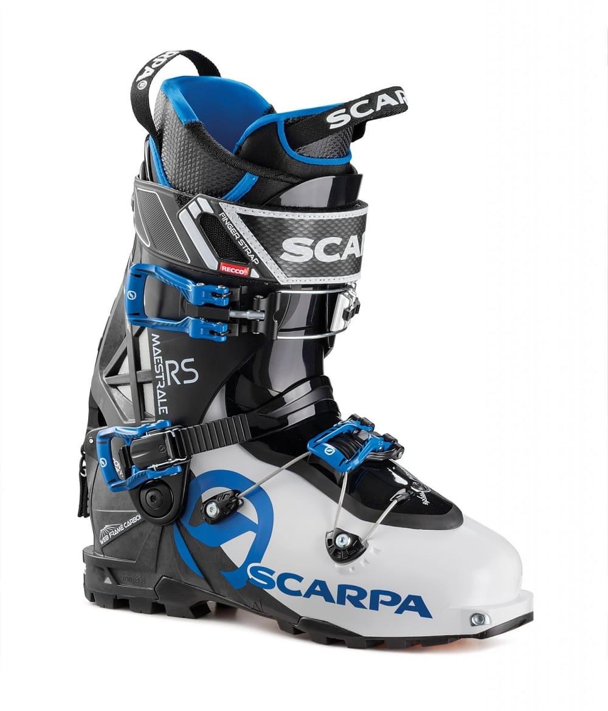 Scarpa Maestrale RS white/black/blue - 29,5