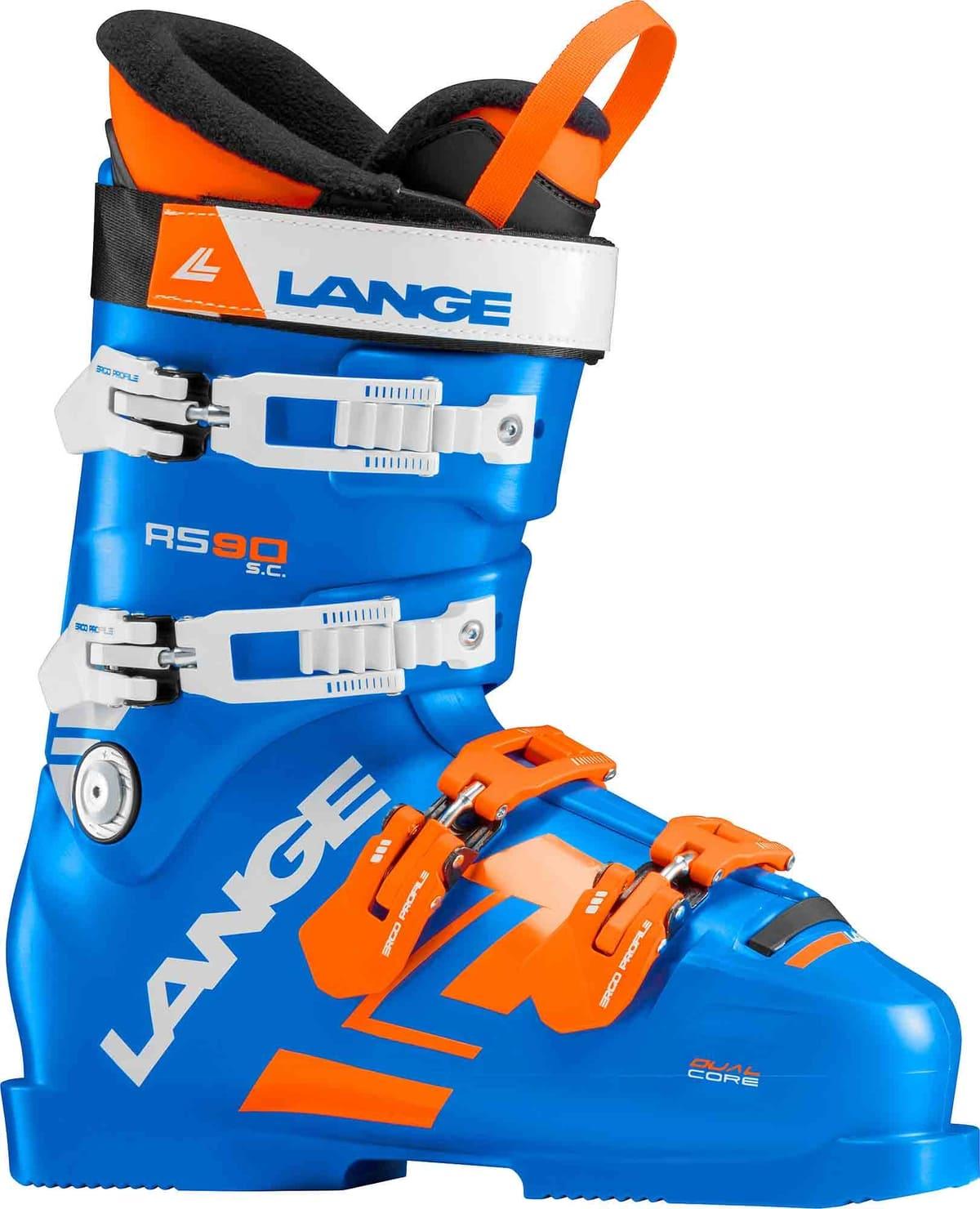 Lange RS 90 S.C. Power Blue - 25,5