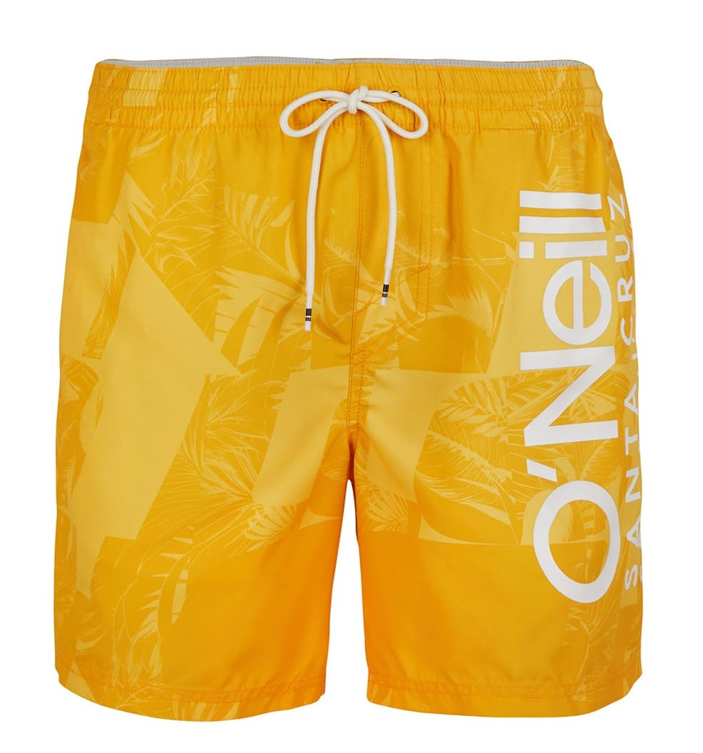 O´NEILL CALI FLORAL 2 SHORTS Yellow - S
