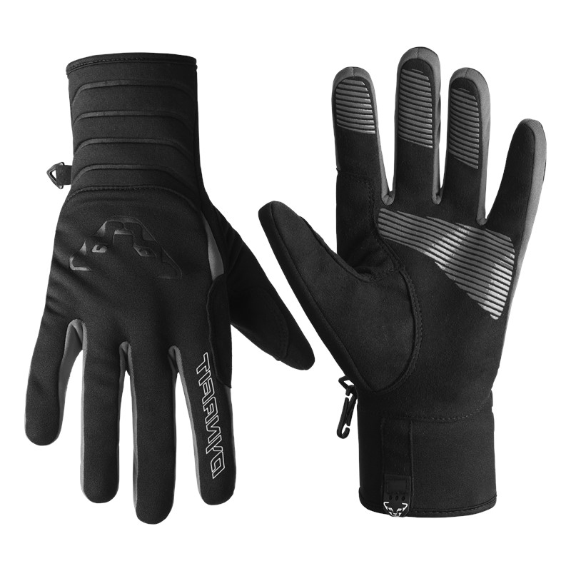 Dynafit Racing Handschuhe Black/0780 - S
