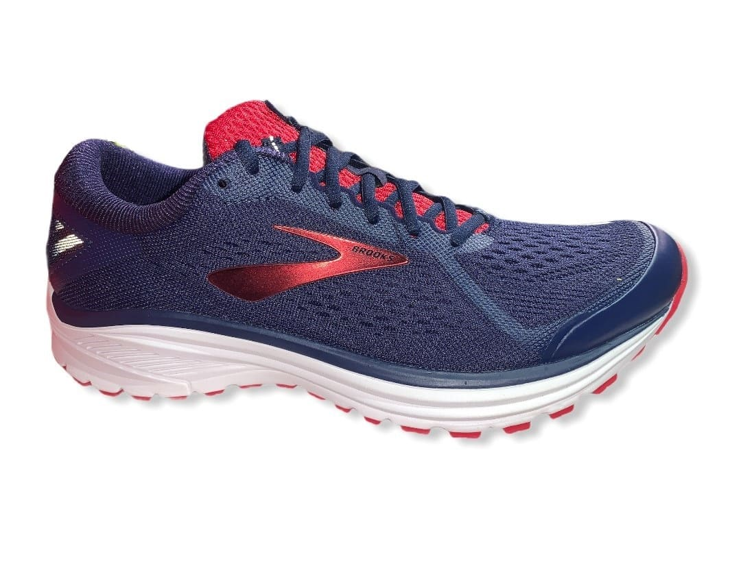 Brooks Aduro 6 Navy/Cherry - 42,5