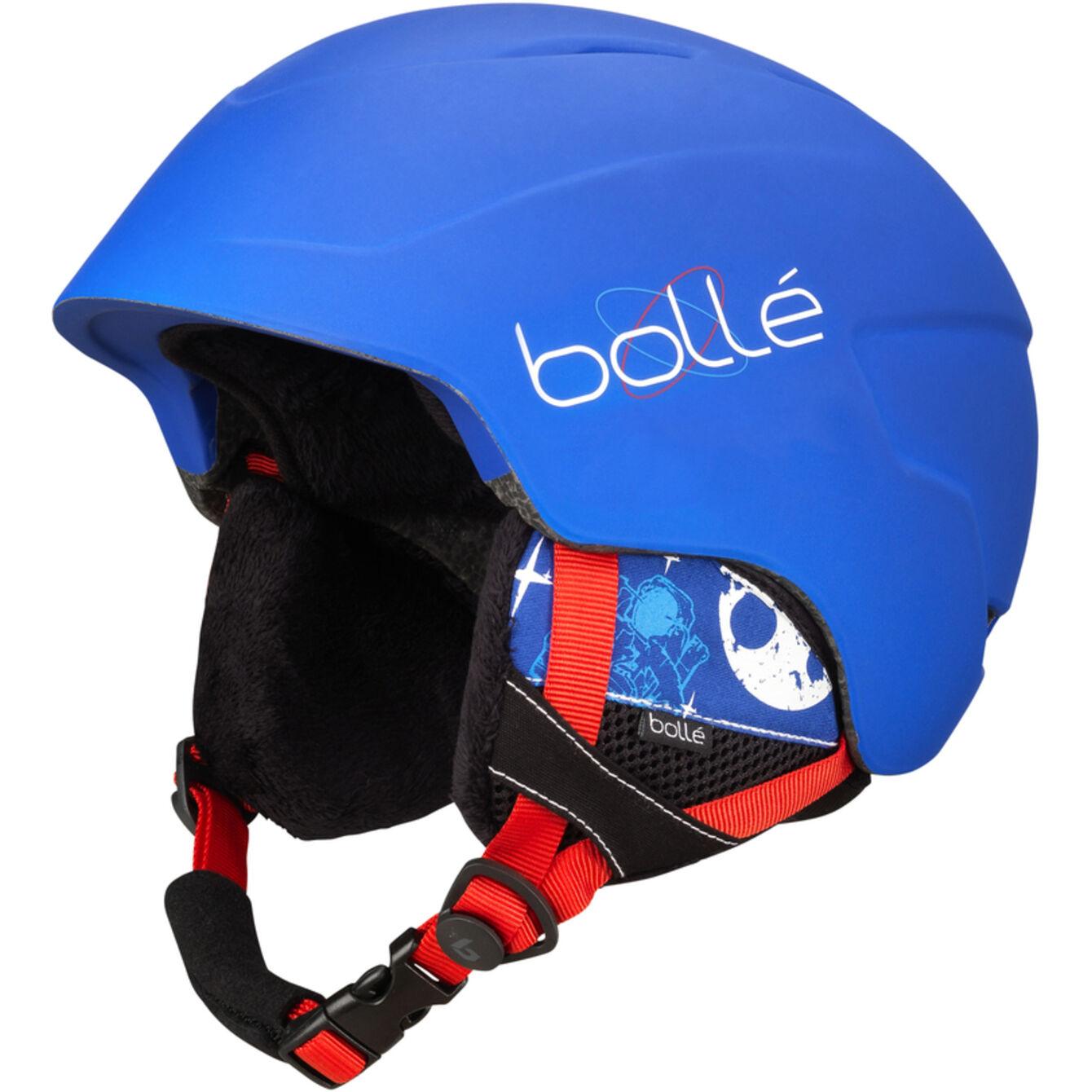 BOLLÈ B-LIEVE MATTE NAVY AEROSPACE S/M 53-57CM