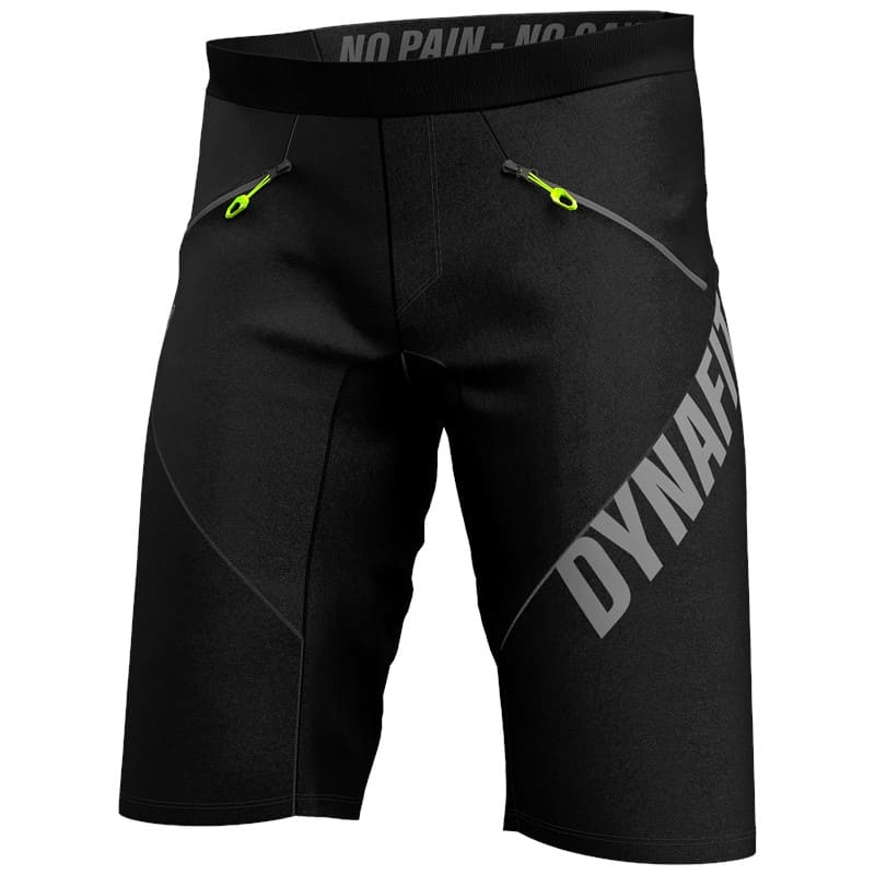 DYNAFIT RIDE LIGHT DST M SHORTS black out/0520/STRIPED - L