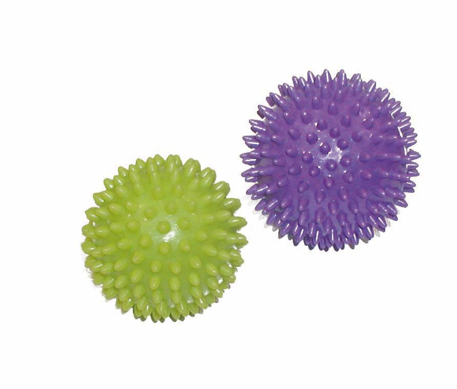 Toorx 2 Massage Ballen Green/Blue