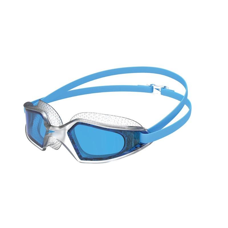 SPEEDO HYDROPULSE SCHWIMMBRILLE POOL BLUE/CLEAR/BLUE - UNI
